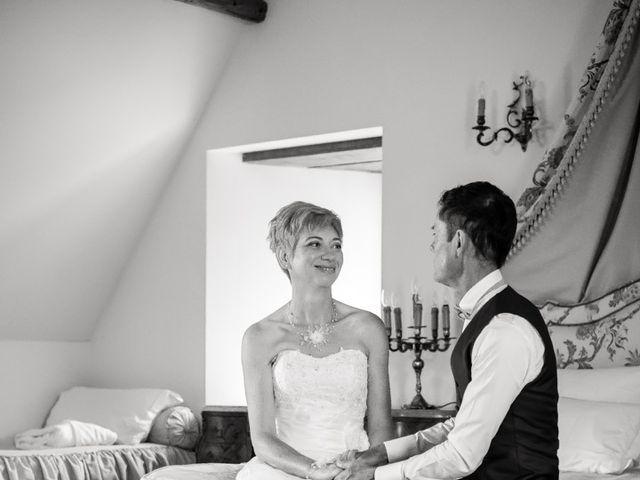 Le mariage de Louis et Nathalie à Saint-Sauveur-de-Landemont, Maine et Loire 22