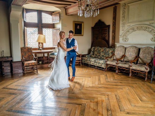 Le mariage de Louis et Nathalie à Saint-Sauveur-de-Landemont, Maine et Loire 26