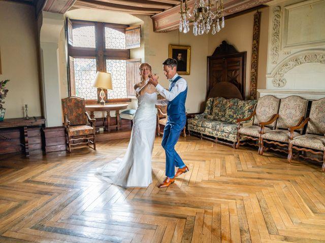 Le mariage de Louis et Nathalie à Saint-Sauveur-de-Landemont, Maine et Loire 27