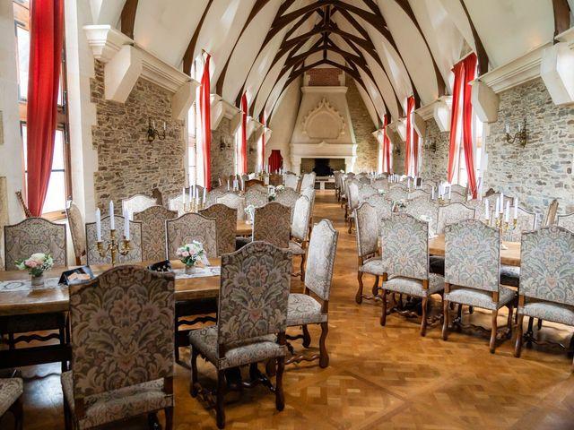 Le mariage de Louis et Nathalie à Saint-Sauveur-de-Landemont, Maine et Loire 29