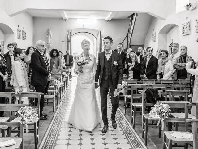 Le mariage de Louis et Nathalie à Saint-Sauveur-de-Landemont, Maine et Loire 30