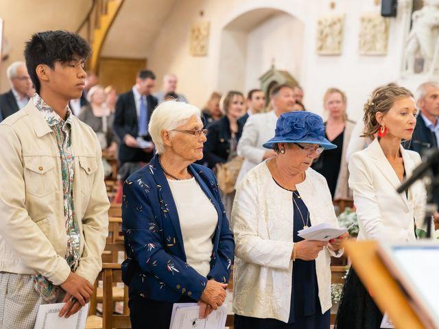 Le mariage de Louis et Nathalie à Saint-Sauveur-de-Landemont, Maine et Loire 31