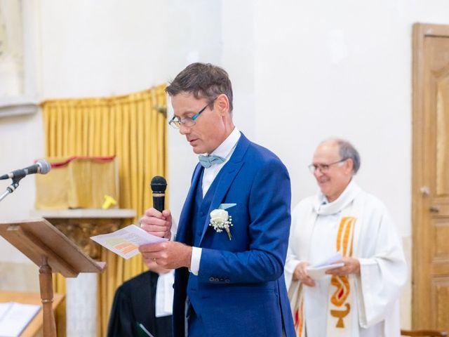 Le mariage de Louis et Nathalie à Saint-Sauveur-de-Landemont, Maine et Loire 35