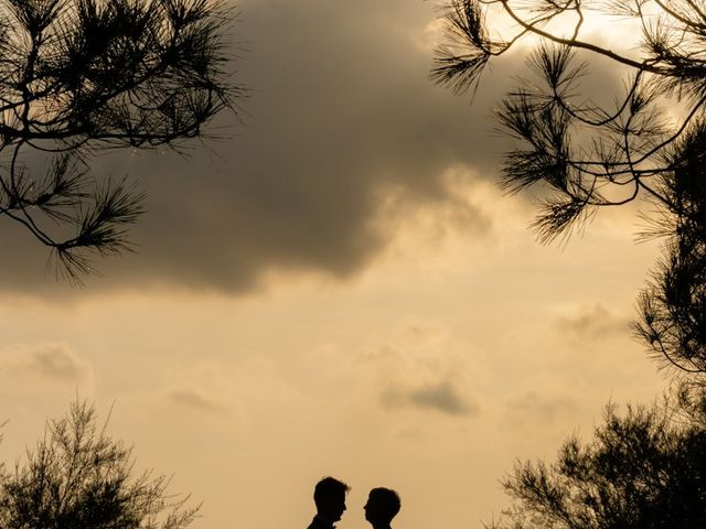 Le mariage de Louis et Nathalie à Saint-Sauveur-de-Landemont, Maine et Loire 43