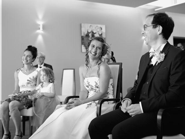 Le mariage de Vincent et Fanny à Carquefou, Loire Atlantique 1