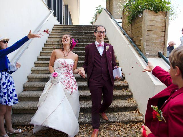 Le mariage de Vincent et Fanny à Carquefou, Loire Atlantique 2
