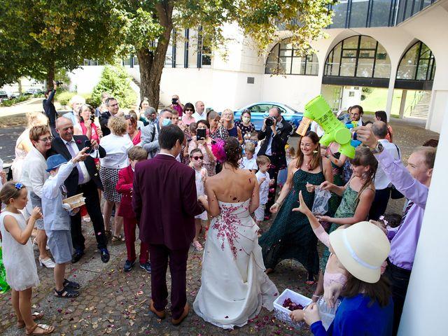 Le mariage de Vincent et Fanny à Carquefou, Loire Atlantique 4