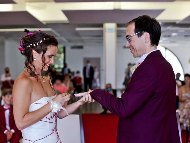 Le mariage de Vincent et Fanny à Carquefou, Loire Atlantique 6