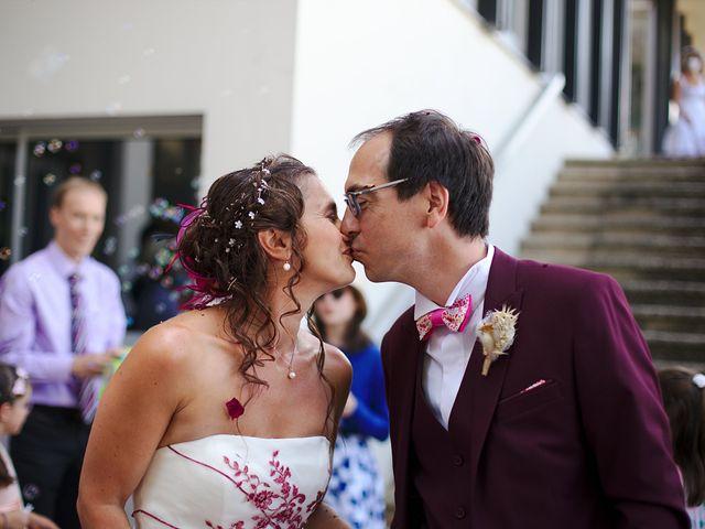 Le mariage de Vincent et Fanny à Carquefou, Loire Atlantique 7