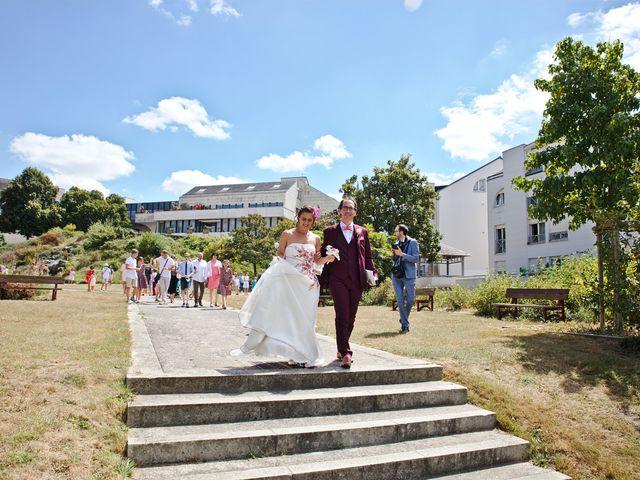 Le mariage de Vincent et Fanny à Carquefou, Loire Atlantique 8