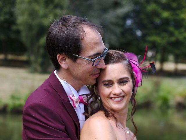 Le mariage de Vincent et Fanny à Carquefou, Loire Atlantique 9