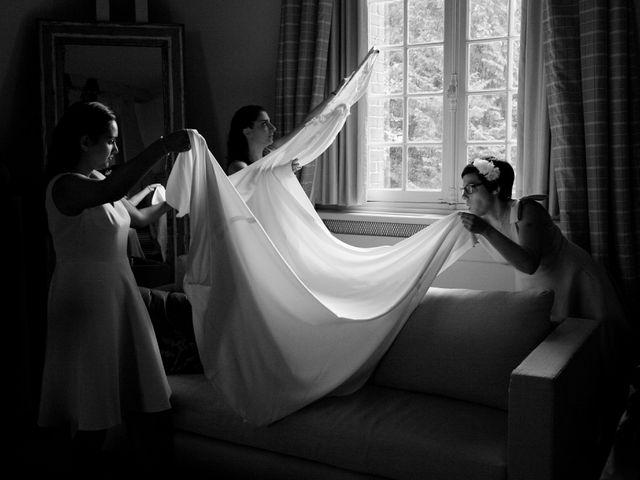 Le mariage de Tom et Lucie à Saint-Denis-le-Thiboult, Seine-Maritime 17