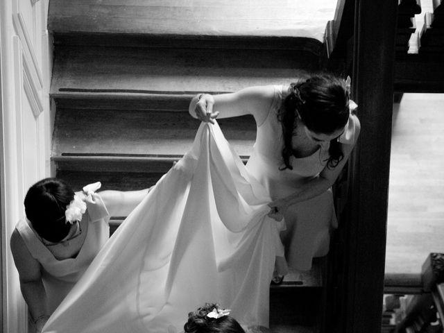 Le mariage de Tom et Lucie à Saint-Denis-le-Thiboult, Seine-Maritime 42