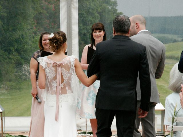 Le mariage de Tom et Lucie à Saint-Denis-le-Thiboult, Seine-Maritime 46