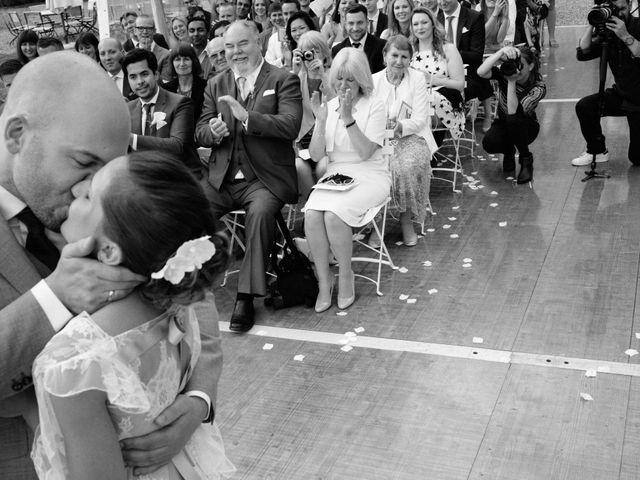 Le mariage de Tom et Lucie à Saint-Denis-le-Thiboult, Seine-Maritime 51