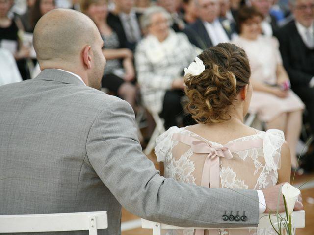 Le mariage de Tom et Lucie à Saint-Denis-le-Thiboult, Seine-Maritime 54