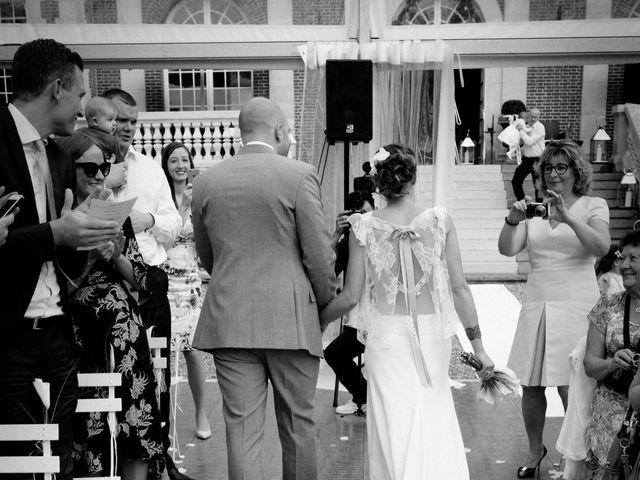 Le mariage de Tom et Lucie à Saint-Denis-le-Thiboult, Seine-Maritime 55
