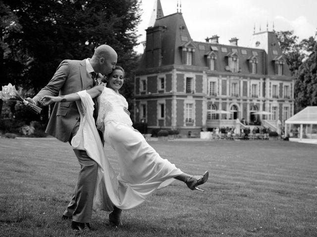 Le mariage de Tom et Lucie à Saint-Denis-le-Thiboult, Seine-Maritime 61