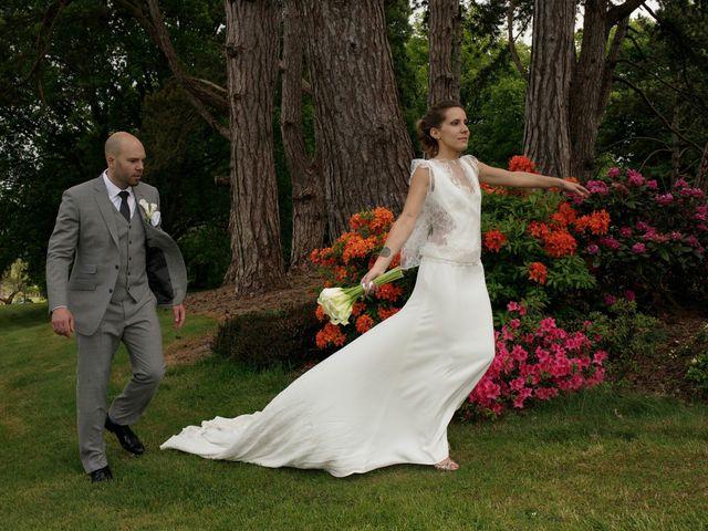 Le mariage de Tom et Lucie à Saint-Denis-le-Thiboult, Seine-Maritime 64