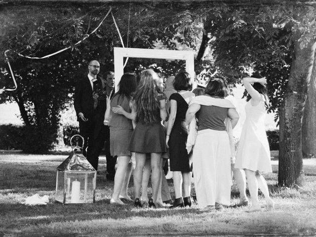 Le mariage de Tom et Lucie à Saint-Denis-le-Thiboult, Seine-Maritime 69