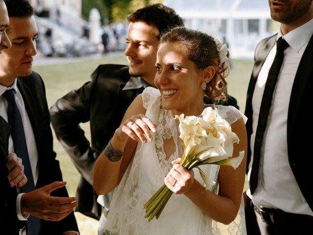 Le mariage de Tom et Lucie à Saint-Denis-le-Thiboult, Seine-Maritime 75