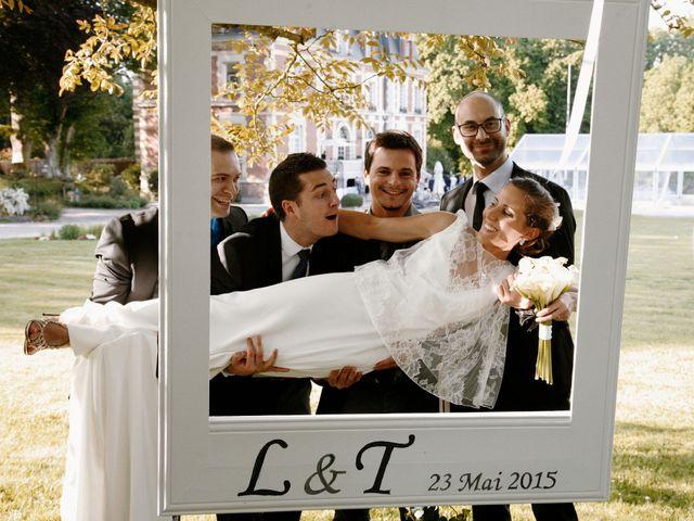 Le mariage de Tom et Lucie à Saint-Denis-le-Thiboult, Seine-Maritime 76