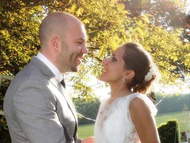 Le mariage de Tom et Lucie à Saint-Denis-le-Thiboult, Seine-Maritime 79