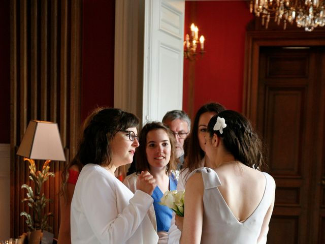 Le mariage de Tom et Lucie à Saint-Denis-le-Thiboult, Seine-Maritime 83