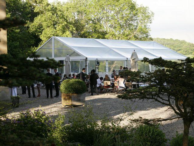 Le mariage de Tom et Lucie à Saint-Denis-le-Thiboult, Seine-Maritime 85