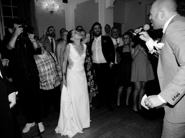 Le mariage de Tom et Lucie à Saint-Denis-le-Thiboult, Seine-Maritime 92