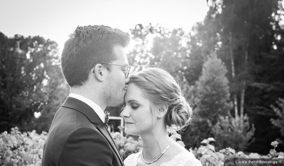 Le mariage de Gauthier et Delphine à Bonnelles, Yvelines