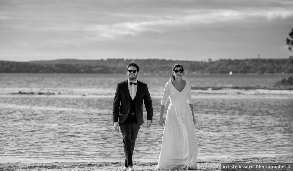 Le mariage de Thibaut et Barbara à Grignols, Gironde