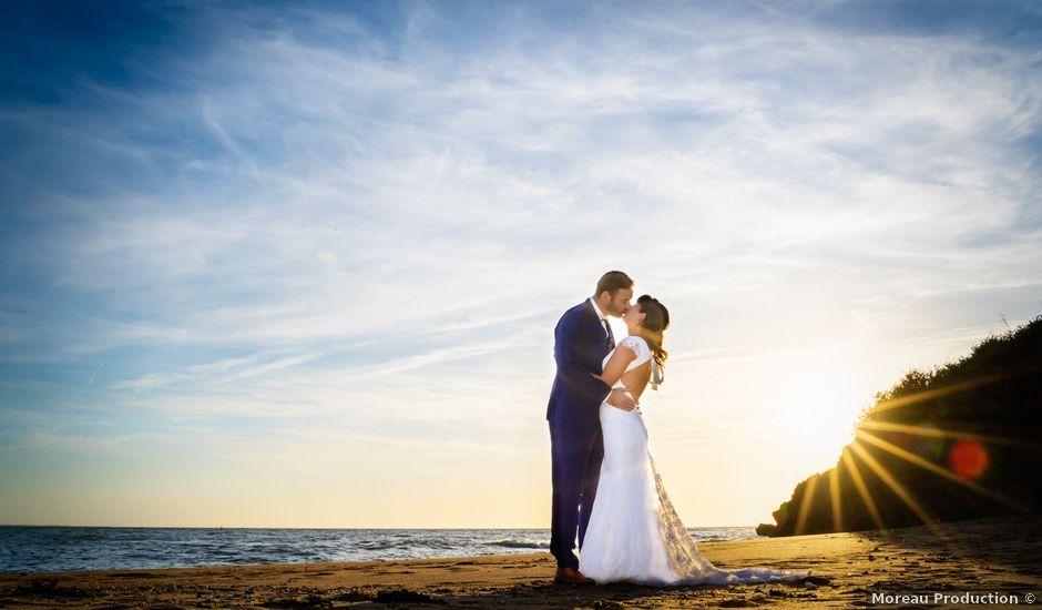 Le mariage de Steven et Cécile à Erquy, Côtes d'Armor