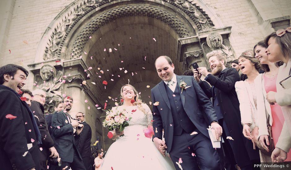 Le mariage de Nicolas et Delphine à Paris, Paris