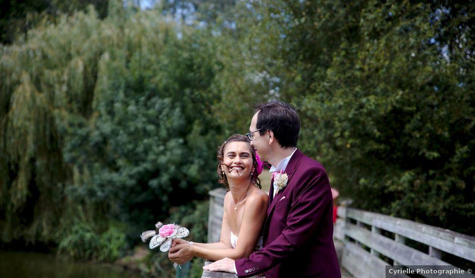 Le mariage de Vincent et Fanny à Carquefou, Loire Atlantique