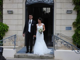 Le mariage de Marie et Vincent