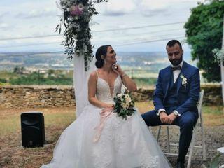 Le mariage de Jessica et Tony