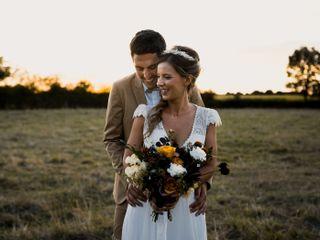 Le mariage de Angèle et Maxime
