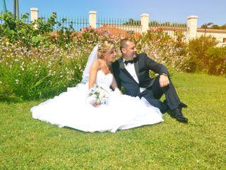 Le mariage de Jessica et Fred