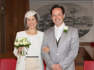 Le mariage de Sabine et Eric 1