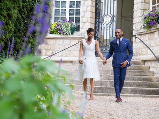 Le mariage de Magalie et Damien 1