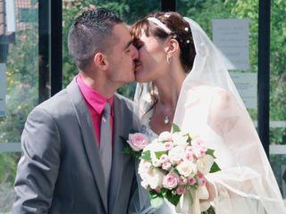 Le mariage de Coralie et Brice 1
