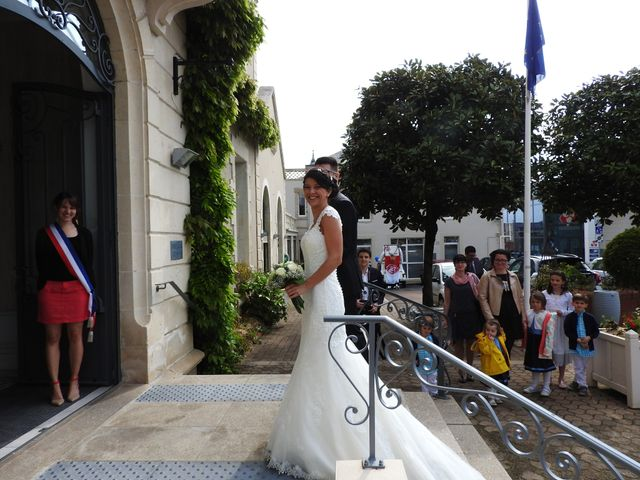 Le mariage de Vincent et Marie à Chantonnay, Vendée 3