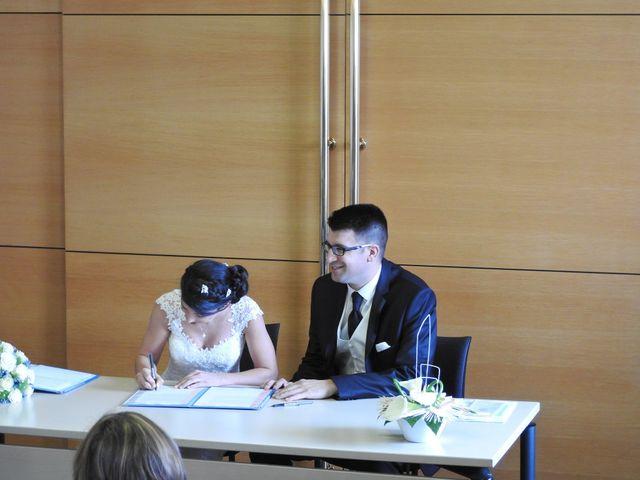 Le mariage de Vincent et Marie à Chantonnay, Vendée 6