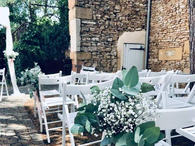 Le mariage de Tony et Jessica à Anse, Rhône 4