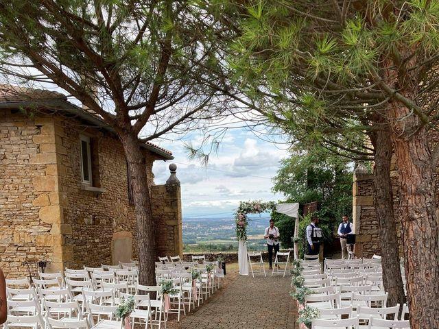 Le mariage de Tony et Jessica à Anse, Rhône 6
