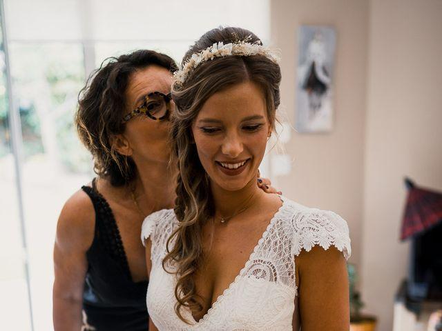 Le mariage de Maxime et Angèle à Maulévrier, Maine et Loire 43