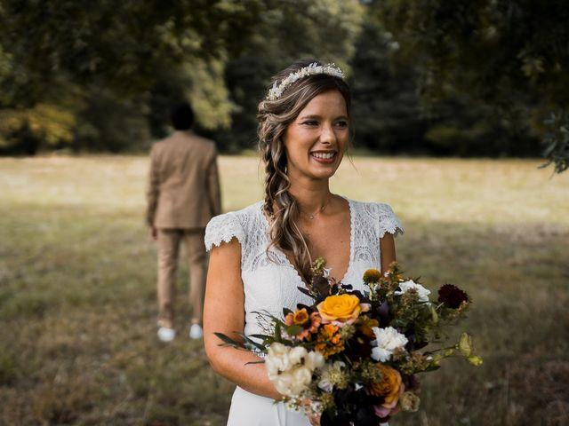 Le mariage de Maxime et Angèle à Maulévrier, Maine et Loire 80