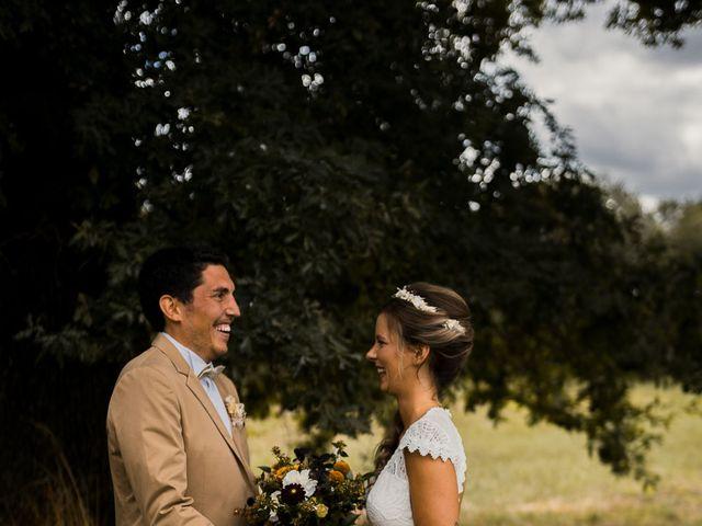 Le mariage de Maxime et Angèle à Maulévrier, Maine et Loire 87