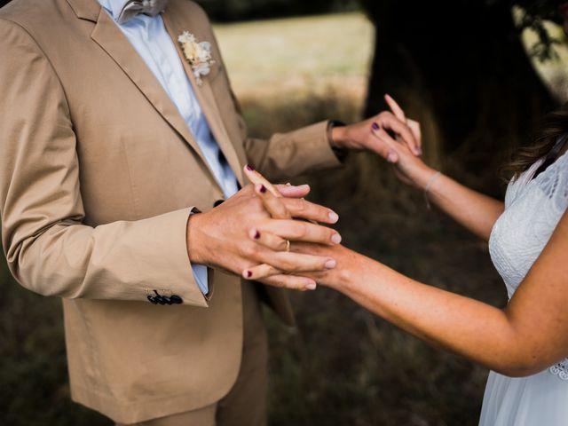 Le mariage de Maxime et Angèle à Maulévrier, Maine et Loire 91